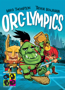 Orc-lympics Card Game (Special Offer)